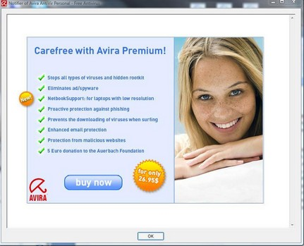 Луч??ий бесплатный антивирус Avira AntiVir Personal