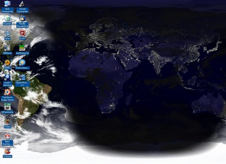 Desktop Earth 1