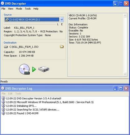 DVD Decrypter 1