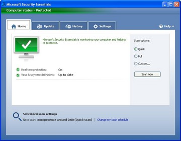 Microsoft Security Essential 1
