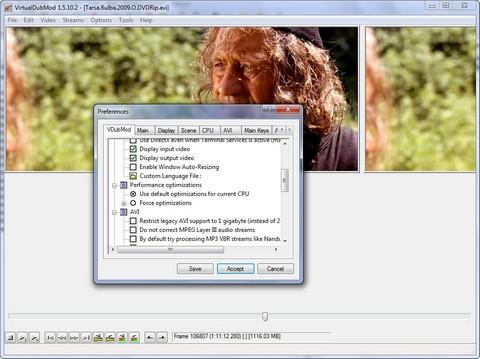 VirtualDubMod 3