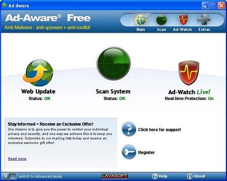 Ad-Aware Free 1
