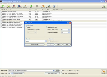 Switch Audio Converter 2