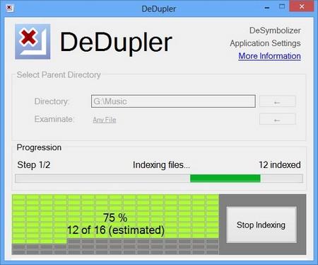 DeDupler2
