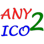 Quick Any2Ico logo